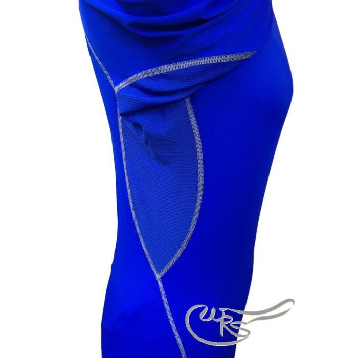 Jubea Long Sleeve Race Shirt, Royal Blue