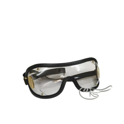 Kroops Goggles, Black Clear Disc