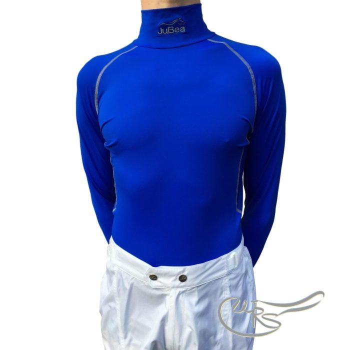 JuBea Techfit Race Shirt, Royal Blue