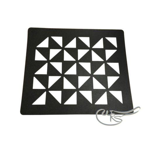Triangles Quarter Marker