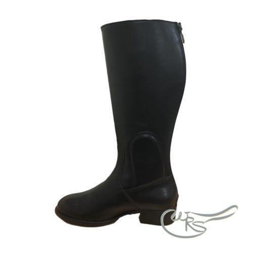 Breze Up Cuban Heel Boots