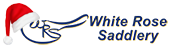 White Rose Saddlery Shop Logo