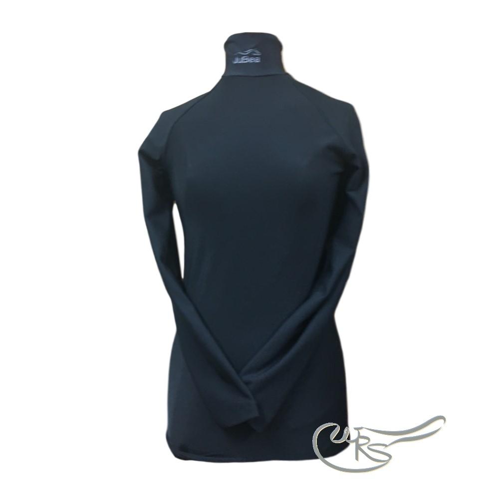 Jubea Winter Fleece Shirt, Black