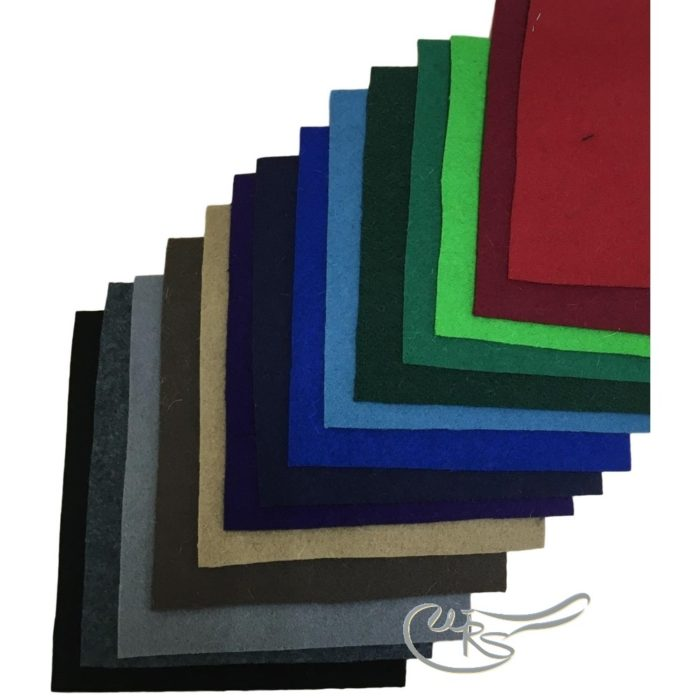 Selection of Melton Cooler Colours