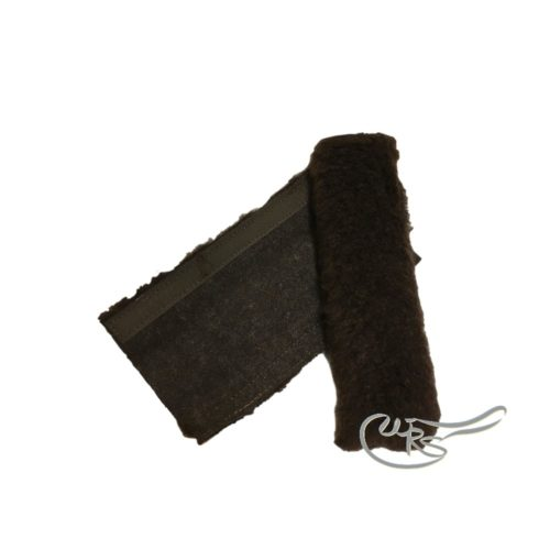 Dever French Blinkers, Brown