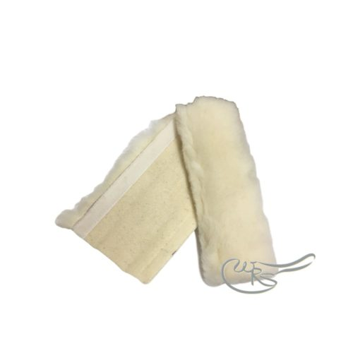 Dever French Blinkers, Natural