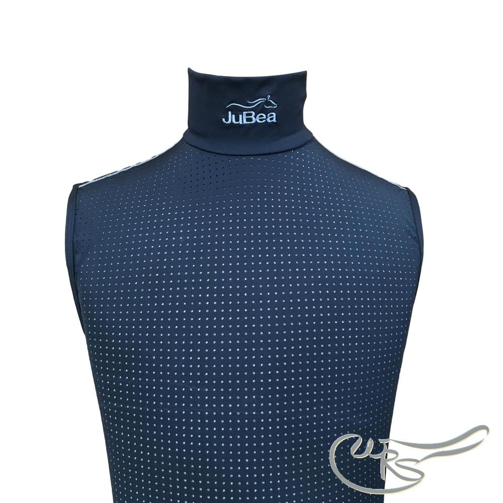 Jubea Sleeveless Mesh Shirt