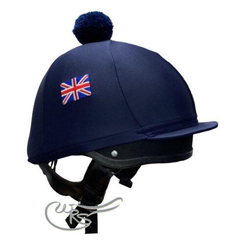 Union Jack Hat Cover